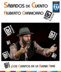 Cuentacuentos Filiberto Chamorro 27-Mayo