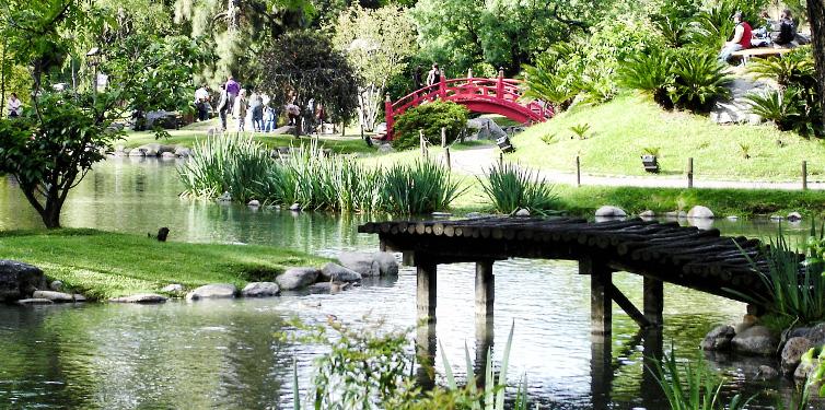 El jardín en la cultura japonesa