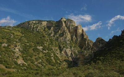 Ruta por la Vía Verde de la Sierra (Coripe)