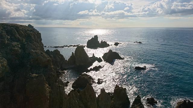Gorafe, Cabo de Gata y Sorbas