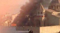 iglesia fuego