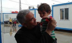 Refugiados Bagdad