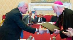 Vaticano-Palestina