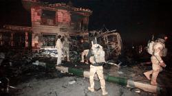 Ataque suicida en la localidad de Hilla, a unos 100 km de Bagdad.