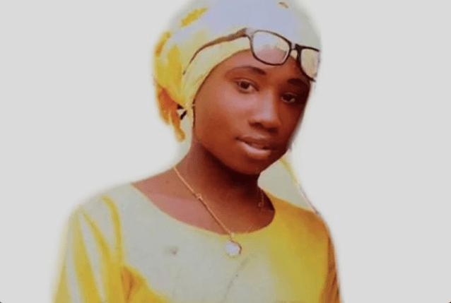 Resultado de imagen de l grupo terrorista islámico Boko Haram ha enviado una prueba de vida de la joven Leah