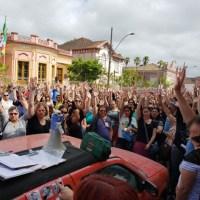 Simp libera nota sobre manifestação na Câmara