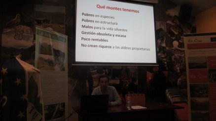 Diapositivas de la presentación.