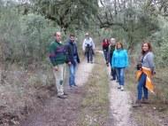 Recorriendo la Reserva Biológica Campanarios de Azaba