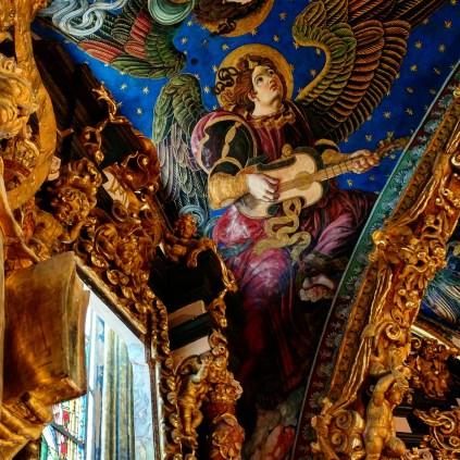 Ángeles renacentistas de la Catedral de Valencia
