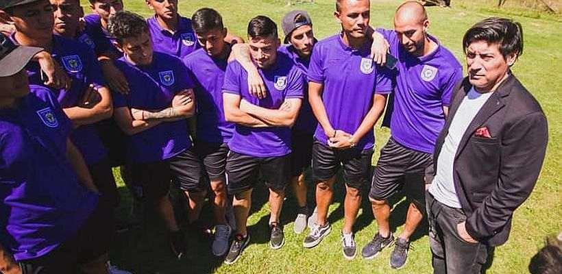 Iván Zamorano Se Reunió Con Jugadores De Deportes Concepción