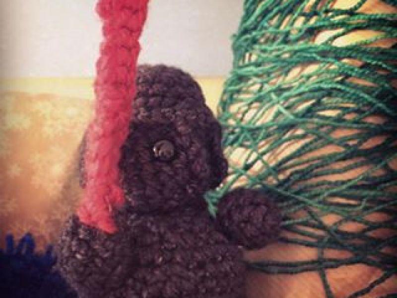 Darth vader crochet amigurumi