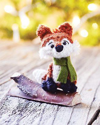 tiny fox amigurumi pattern