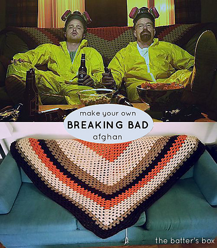 Breaking Bad Afghan Crochet Pattern