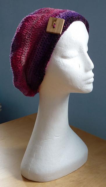 Free Crochet Beret Pattern