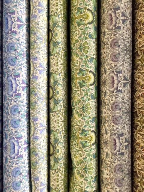 Liberty of London fabric prints