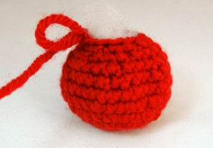 How to crochet a sphere