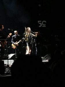 Superstar PJ Harvey headlining at the Montreaux Jazz festival