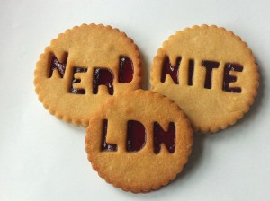 Join me at Nerd Nite London