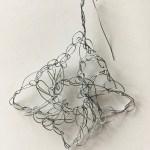 granny square crochet snowflake pattern