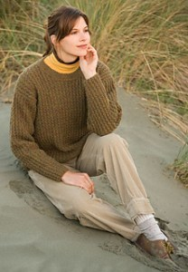 Alamere Falls Pullover - a copy of highfashion knitting