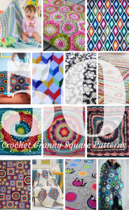 50 Crochet blanket patterns
