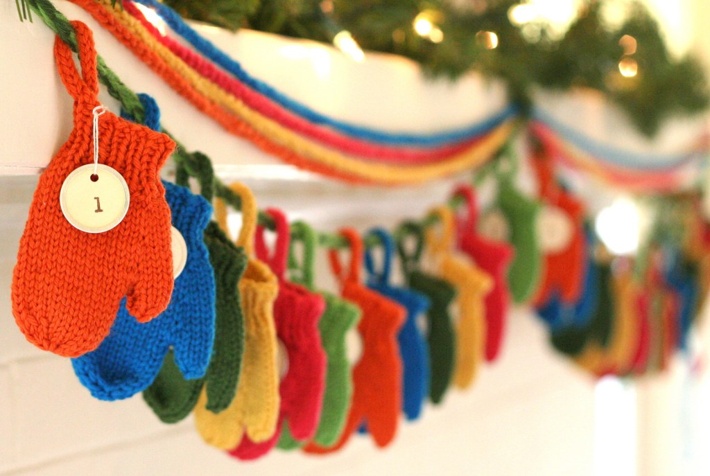Smitten Mittens advent calendar