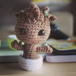 Make your own Groot