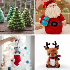 Christmas Amigurumi Patterns