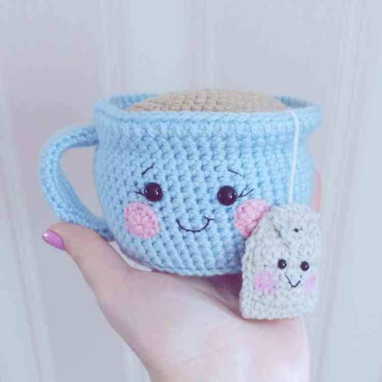 Free Patterns Crochet Today : Amigurumi sheep plush toy pattern - Amigurumi Today