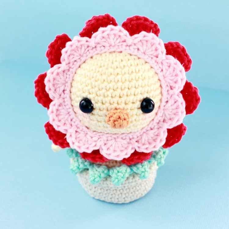 Amigurumi Chick Crochet : Funny chick amigurumi crochet pattern - Amigurumi Today
