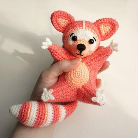 Amigurumi Raccoon Pattern Free : Meryl the Sheep amigurumi pattern - Amigurumi Today