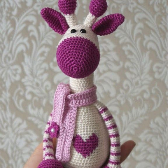 Amigurumi Jirafa Crochet : Amigurumi Today - Free amigurumi patterns