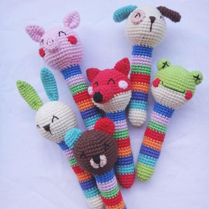 Free Printable Amigurumi Animal Patterns : Amigurumi Today - Free amigurumi patterns