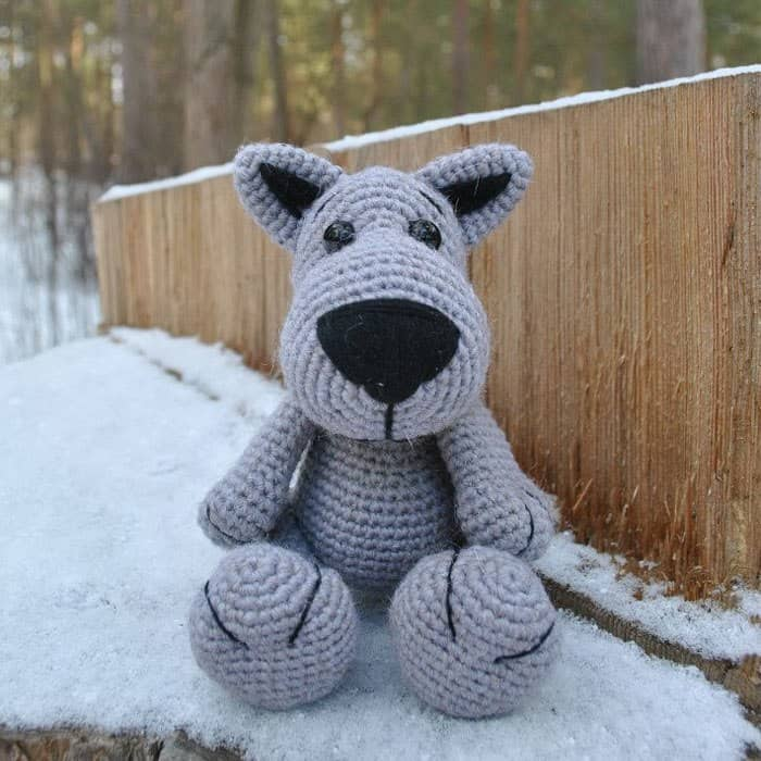 Amigurumi Moomin Crochet Pattern Amigurumi Today