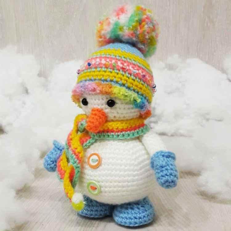 How To Crochet A Amigurumi : Cute owl in dress amigurumi pattern - Amigurumi Today