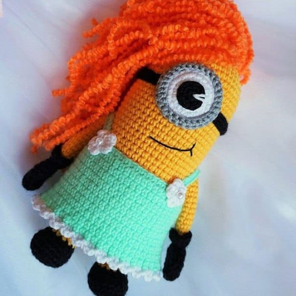 Amigurumi Free Patterns Minions : Amigurumi Today - Page 5 of 10 - Free amigurumi patterns ...