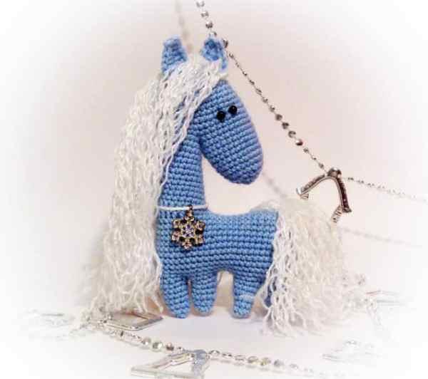 Amigurumi crochet horse pattern free