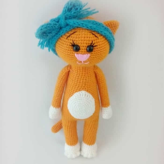 Amigurumi Doll Tutorial For Beginners : Amigurumi Today - Free amigurumi patterns and amigurumi ...