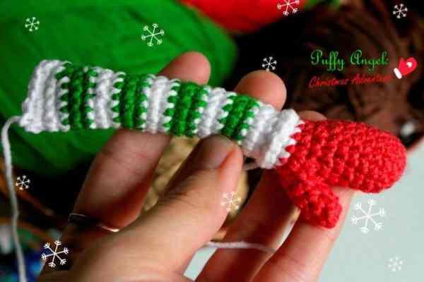 Crochet deer amigurumi pattern