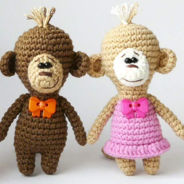 Free Printable Amigurumi Animal Patterns : Crochet elf doll amigurumi pattern - Amigurumi Today