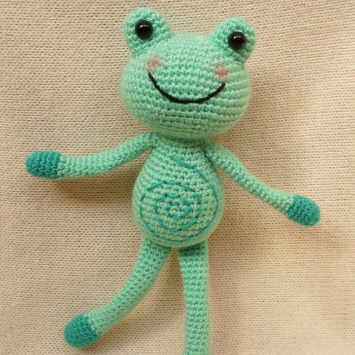 Amigurumi Robot Crochet Patterns : Cute crochet robot amigurumi pattern - Amigurumi Today