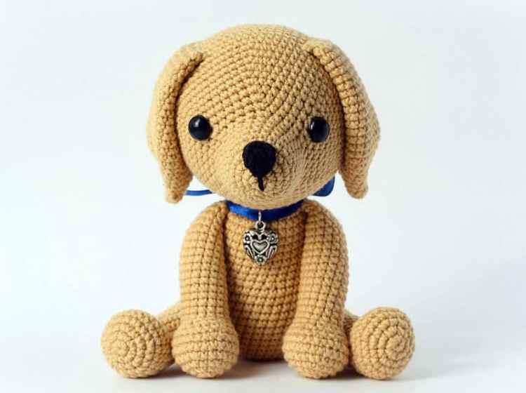 Lucky Puppy amigurumi pattern