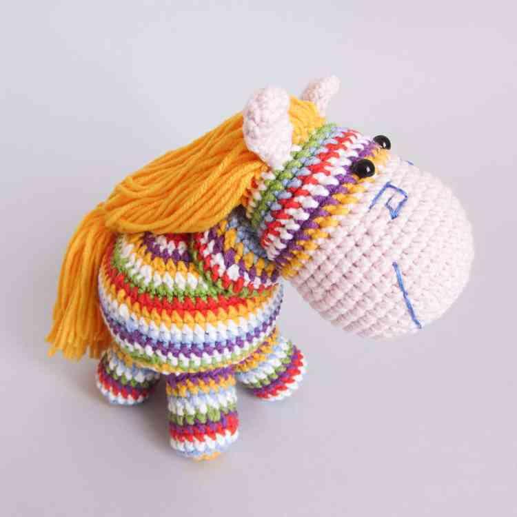 Free Amigurumi Pony Patterns : Amigurumi Today - Free amigurumi patterns and amigurumi ...