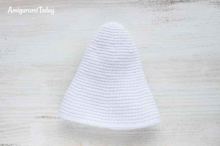 Crochet Smurf pattern - hat