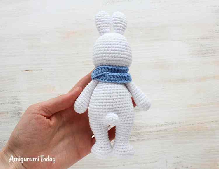 Cuddle Me Bunny amigurumi pattern - free