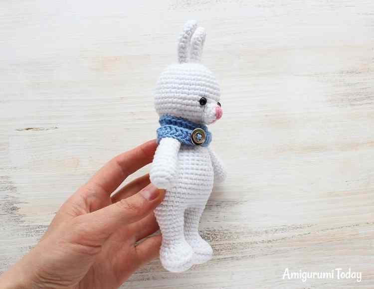 Cuddle Me Bunny crochet pattern