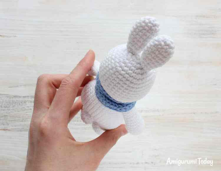 Cuddle Me Bunny Amigurumi Pattern