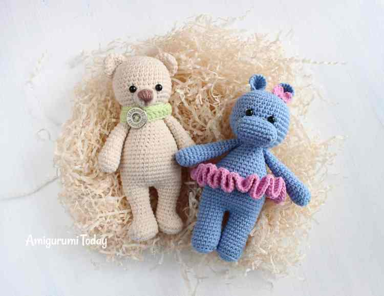 Cuddle Me Toys amigurumi patterns