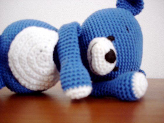 Blue Bear - 6
