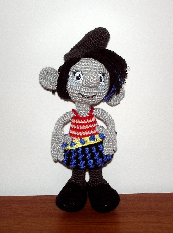 free smurf crochet – AmigurumiBB by Che\'Che\'